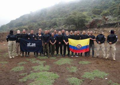 Bogotà, Colombia 2018