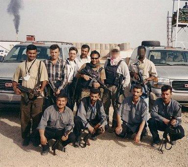 Kirkuk, Iraq OIF 2004
