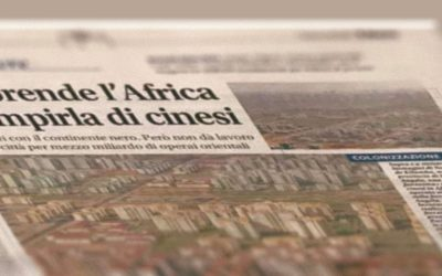 """Pechino si prende l'Africa, ma per riempirla di cinesi"""