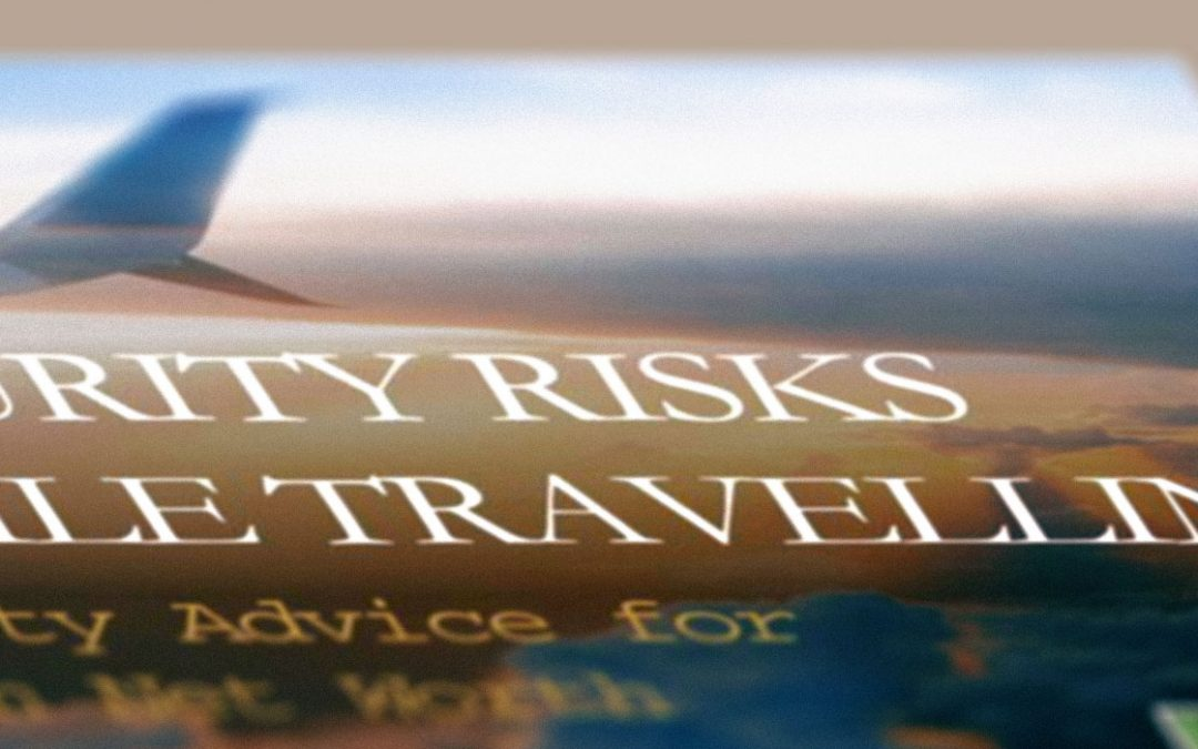 Security risks while traveling