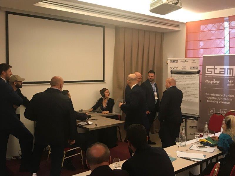 Negoziazione in situazione di crisi: a Roma si fa scuola con il NYPD