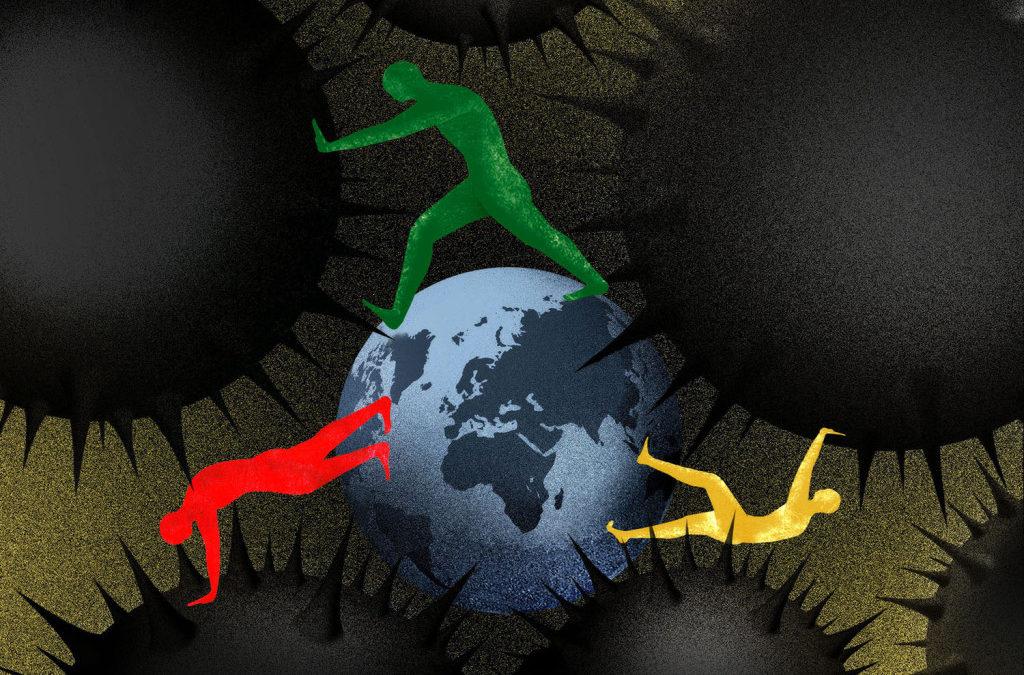 (PT) O SETOR DE SEGURANÇA APÓS A PANDEMIA O que acontecerá no período pós-pandemia? Quais serão as respostas do setor de segurança às ameaças que surgirão após a crise da saúde?